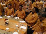 Hadiri Syukuran Hanura, Wiranto Titip 3 Pesan kepada Kader