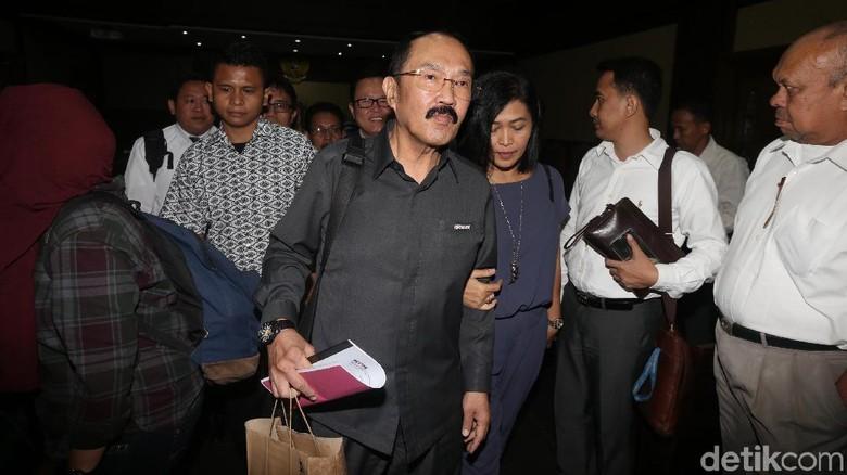 Eksepsinya Ditolak, Fredrich Ingin Langsung Ajukan Banding