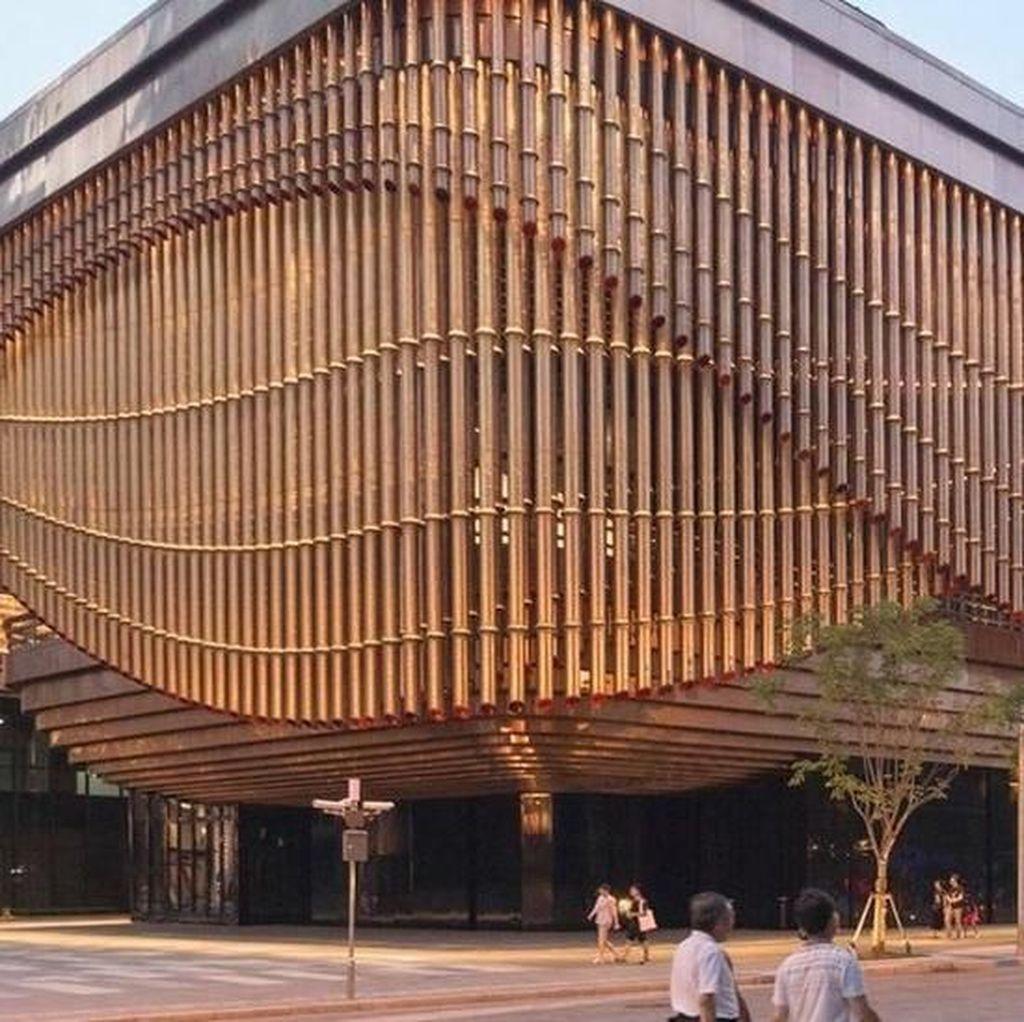 Berbagai Gaya Arsitektur Berani Gedung Teater Dunia