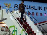 Tiba di Bali, Jokowi akan Tinjau Program Padat Karya