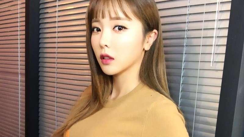 So Pretty! Gaya Hong Jinyoung Pasca Oplas