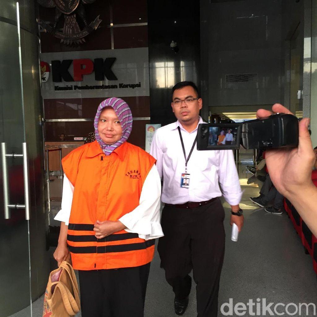 Plt Kadinkes Jombang Nonaktif Bicara Aliran Dana ke DPRD