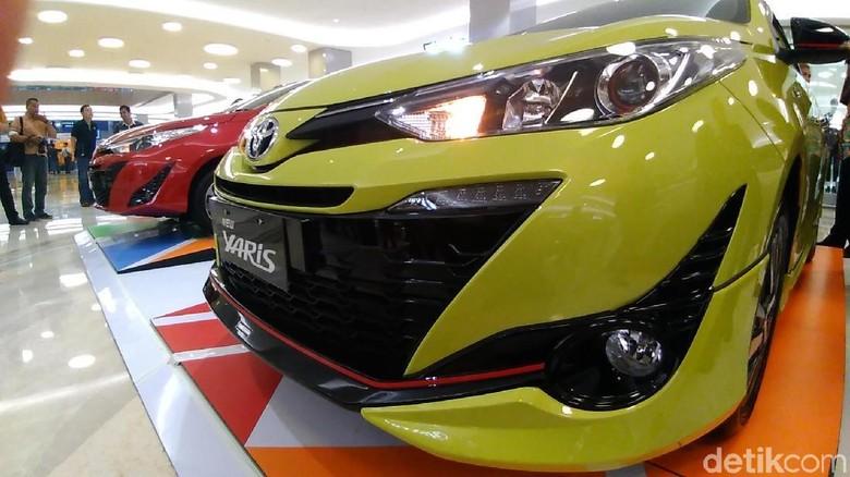 Toyota Yaris Meluncur di Surabaya, Harganya Rp 4 Juta Lebih Mahal