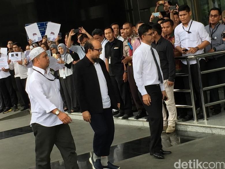 Pegawai KPK: Novel, Mintalah ke Allah agar Jokowi Bentuk TGPF