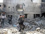 Kutuk Serangan Rezim Suriah di Ghouta Timur, Jerman: Itu Pembantaian