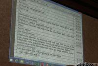 Jaksa ke Saksi: Novanto Butuh Ongkos Rp 20 M untuk Amankan KPK?