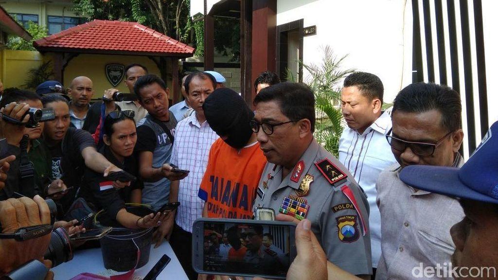 Guru SD di Surabaya Dibekuk terkait Dugaan Pelecehan 65 Siswa