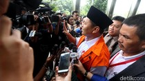 Sudah Tahanan, Cagub Lampung Mustafa Malah Kampanye di KPK