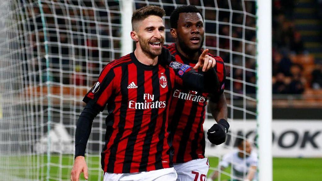 Gol Borini Tambah Kepercayaan Diri Milan