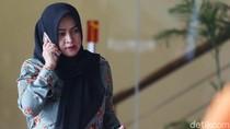 Istri Mantan Gubernur Sumut Sambangi KPK