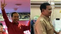 Saat Jokowi Dicapreskan PDIP dan Prabowo Turun Gunung