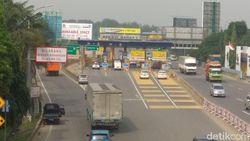 Hari Ini, Ganjil Genap di Pintu Tol Bekasi Diberlakukan