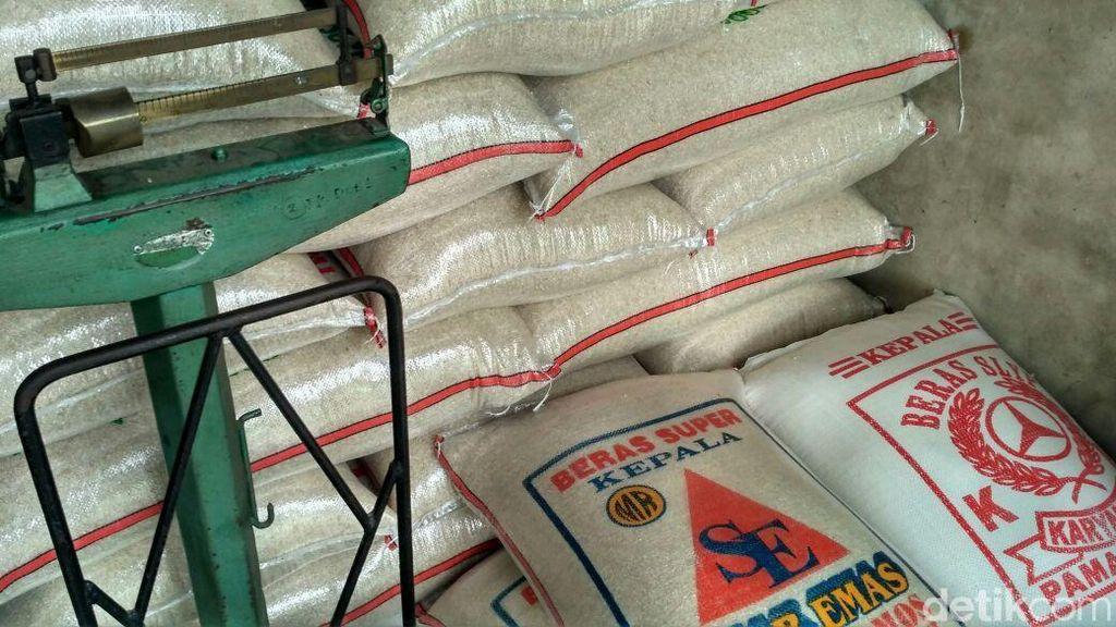Pedagang: Beras Operasi Pasar Kualitasnya Rendah