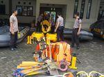 Polda Jateng Kirim Bala Bantuan untuk Tangani Bencana di Brebes