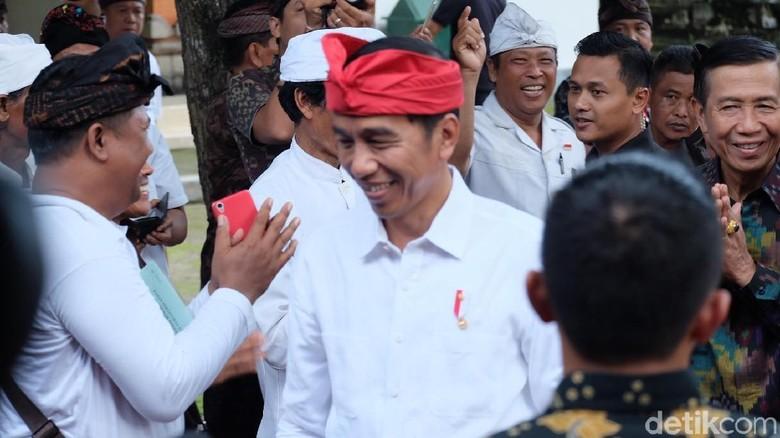 PDIP Usung Jokowi Jadi Capres 2019, Hanura: Kami Senang Sekali