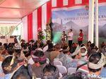 Di Bali, Jokowi Bandingkan Jumlah Suku Indonesia dengan Afghanistan