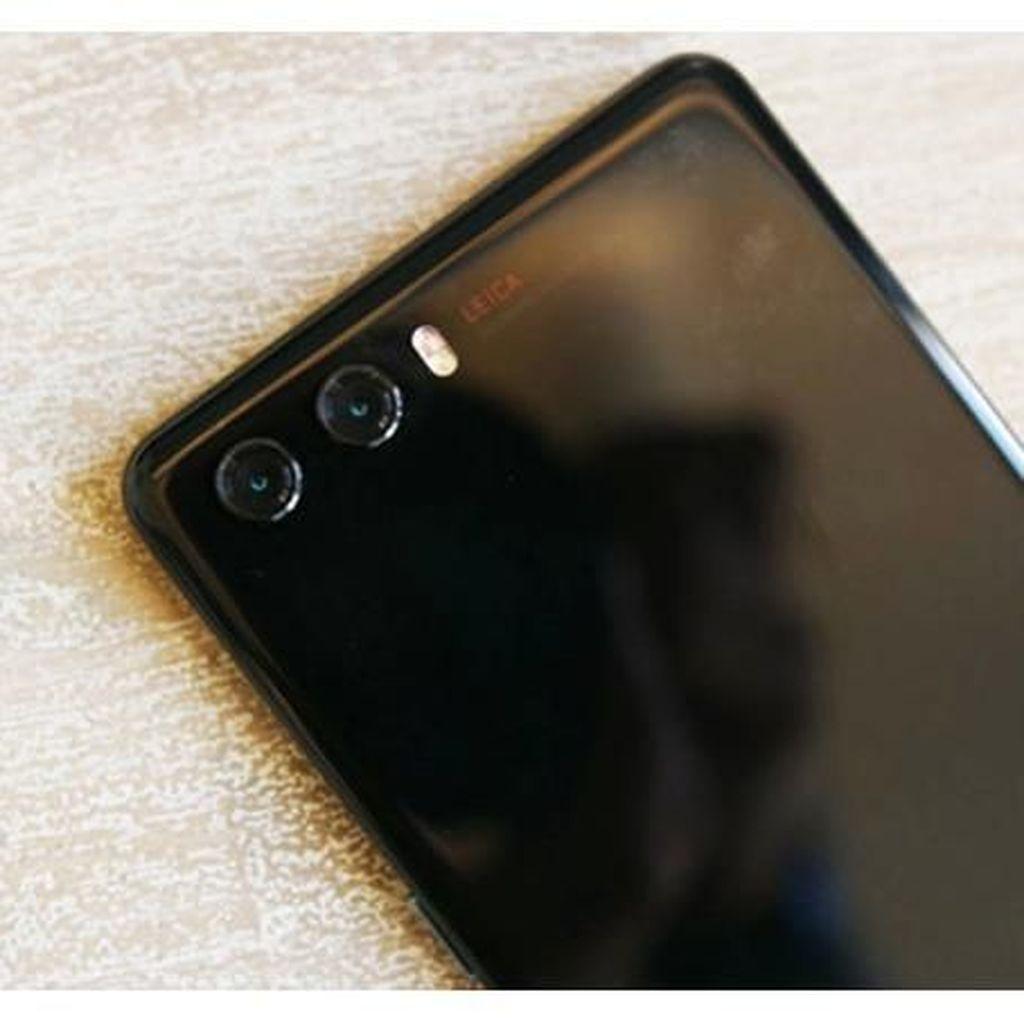 Begini Wujud Prototipe Awal Huawei P20