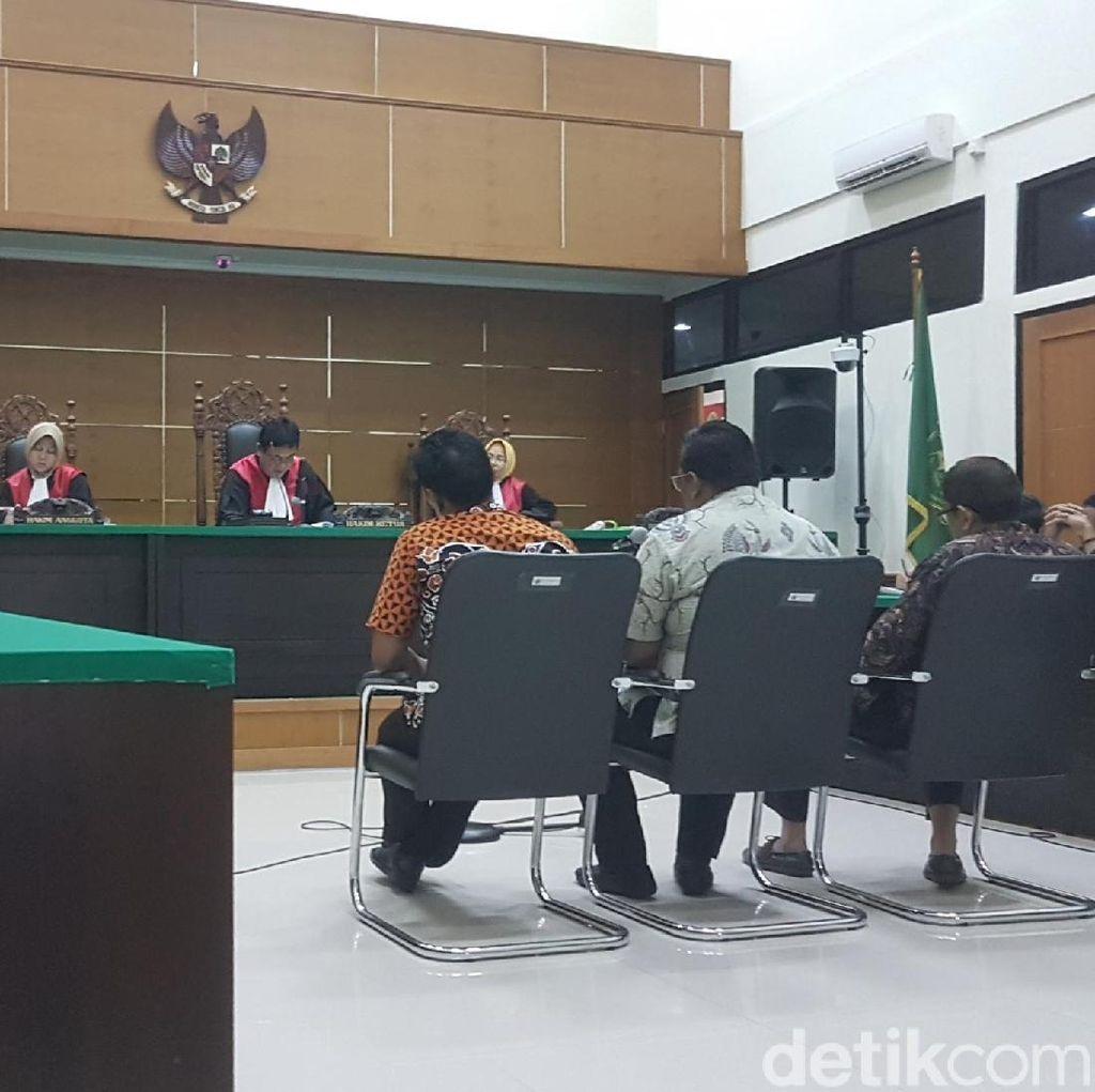 2 Penyuap Walkot Cilegon Dihukum 1 Tahun 8 Bulan Penjara