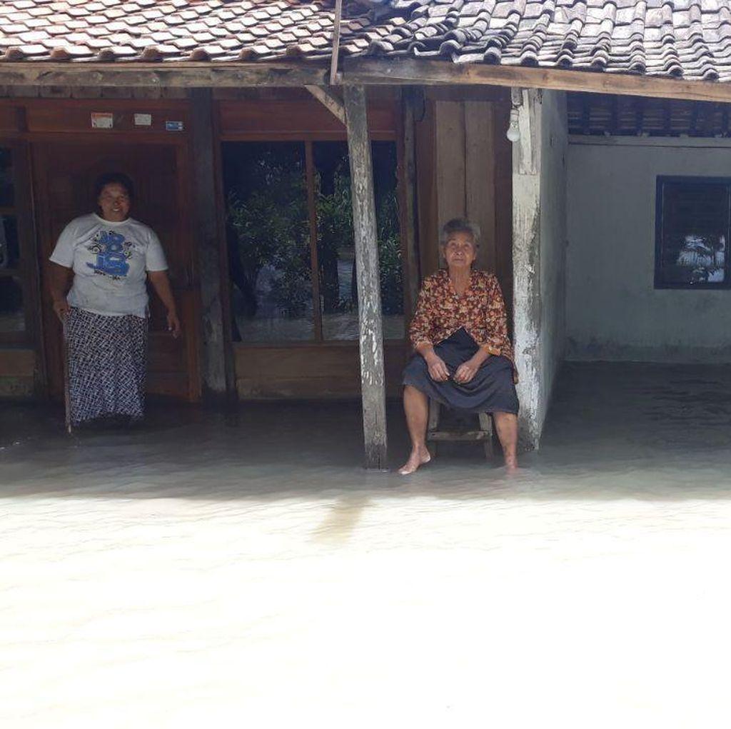 Korban Banjir di Madiun Mulai Terjangkit Penyakit