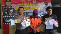 Mantan Lurah yang Diamankan Polisi Telah Pungli PKL Sejak 2012