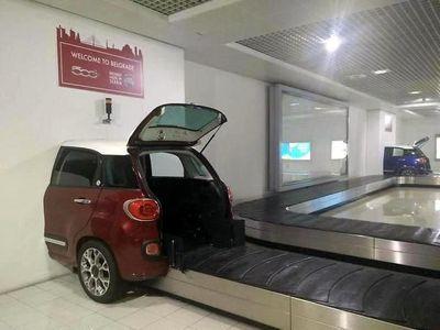 Foto: Yang Unik-unik    dari Bandara di Luar Negeri