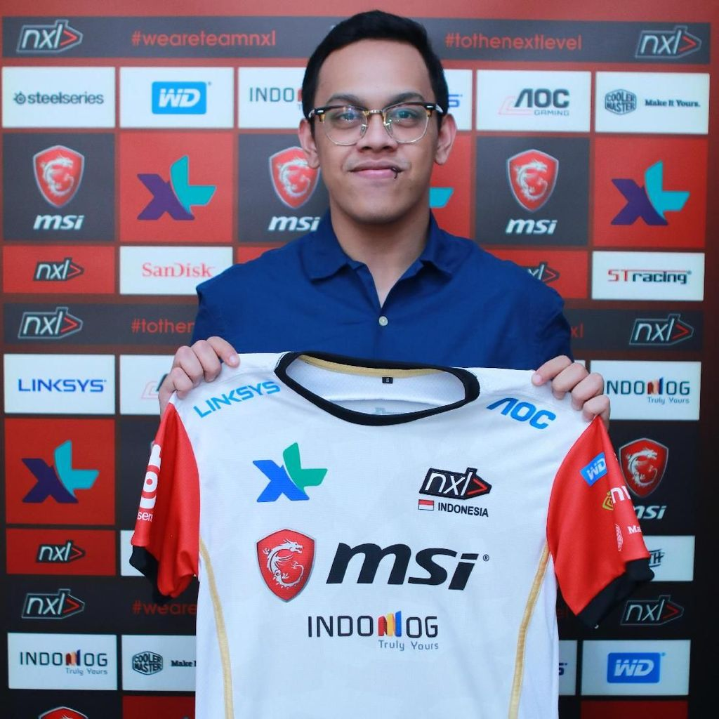 Putra Andy F. Noya Perkuat Tim Profesional CS:GO Indonesia