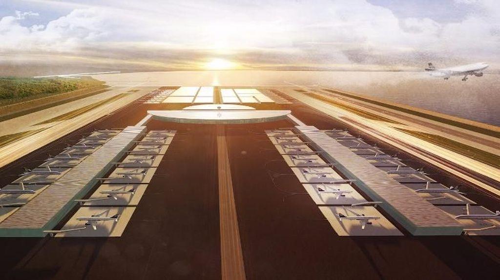 Investor Tetap Mau Bangun Bandara Bali Utara di Lepas Pantai