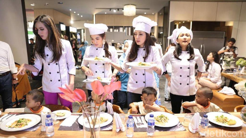Ketika Girls Squad Kompak Jadi Chef