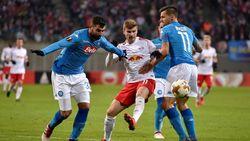 Kalahkan Leipzig 2-0, Napoli Tetap Tersingkir