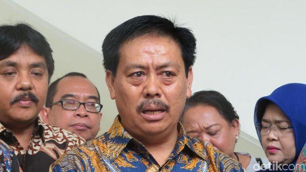 Kepala Perpustakaan Nasional (Perpusnas) Muhammad Syarif Bando