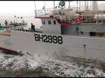 Muatan Diduga Sabu Jumlah Besar dari Kapal Berbendera Taiwan