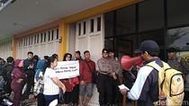 Rumah Tak Juga Dibangun, Konsumen di Bandung Demo Pengembang
