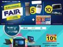 Update Elektronik Rumah Tangga, Ponsel hingga Laptop di Transmart