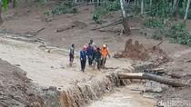 BNPB: Februari Puncak Musim Hujan, Waspada Longsor Susulan di Brebes