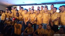 Bhayangkara FC Launching Tim, Usung Target Pertahankan Gelar Juara