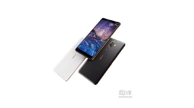 Lagi, Penampakan Nokia 7 Plus Menggoda Jelang Dirilis