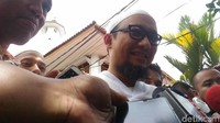 KPK Sebut Pembentukan TGPF Teror Novel Kebijakan Politik Presiden