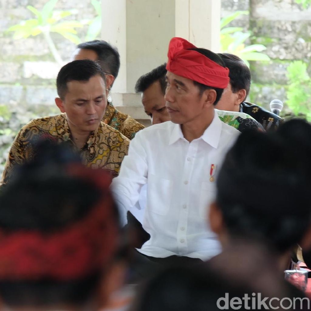 PDIP Resmi Kembali Usung Jokowi, Golkar Yakin Pilpres 2019 Menang