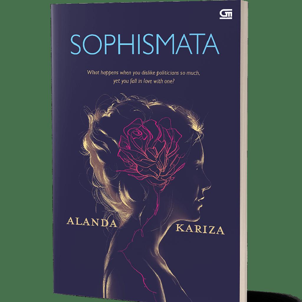 Alanda Kariza akan Promosikan Novel Sophismata di Bali