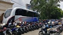 Parkir Liar Masih Jadi Masalah di Bandung