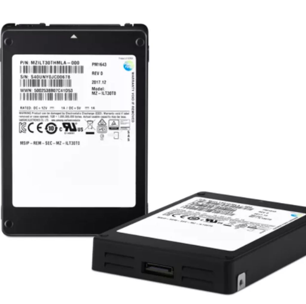 Samsung Perkenalkan SSD Kapasitas Jumbo 30 TB
