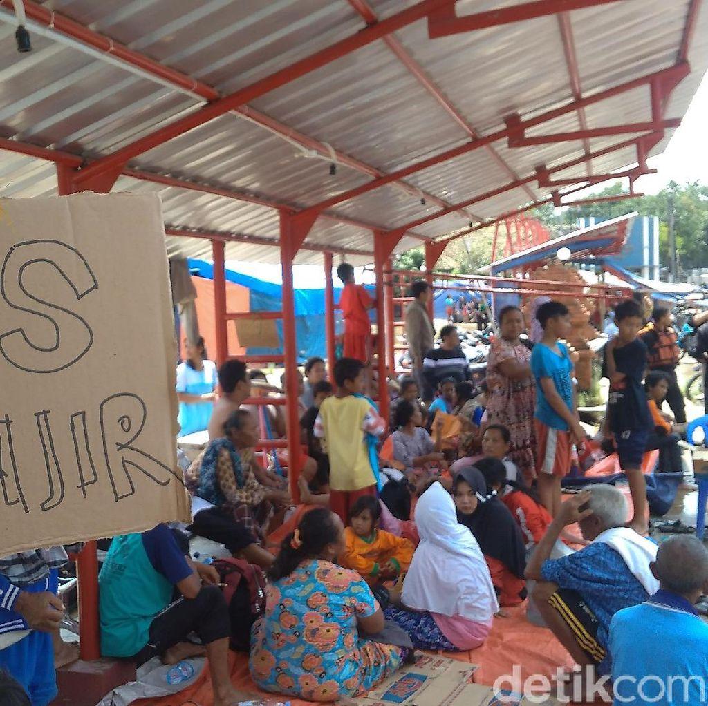Banjir di Cirebon, Ribuan Warga Mengungsi