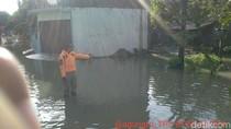 Bengawan Solo Meluap, 4 Desa di Blora Terendam Banjir