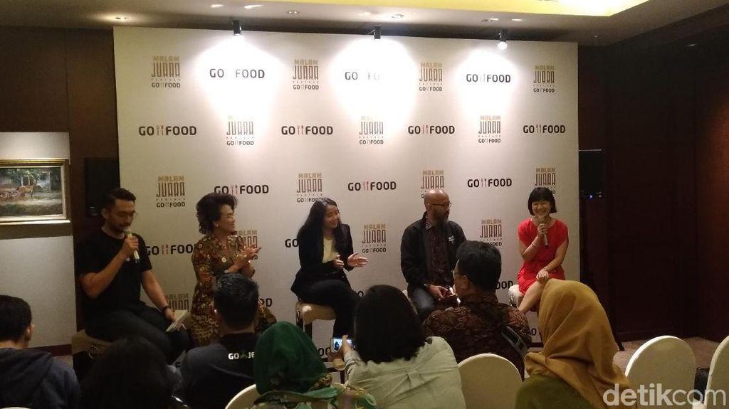 Punya 125 Ribu Merchant, GO-FOOD Disebut Terbesar di Asia