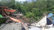 Longsor di Semarang, 1 Rumah Ambruk dan 4 Lainnya Terancam