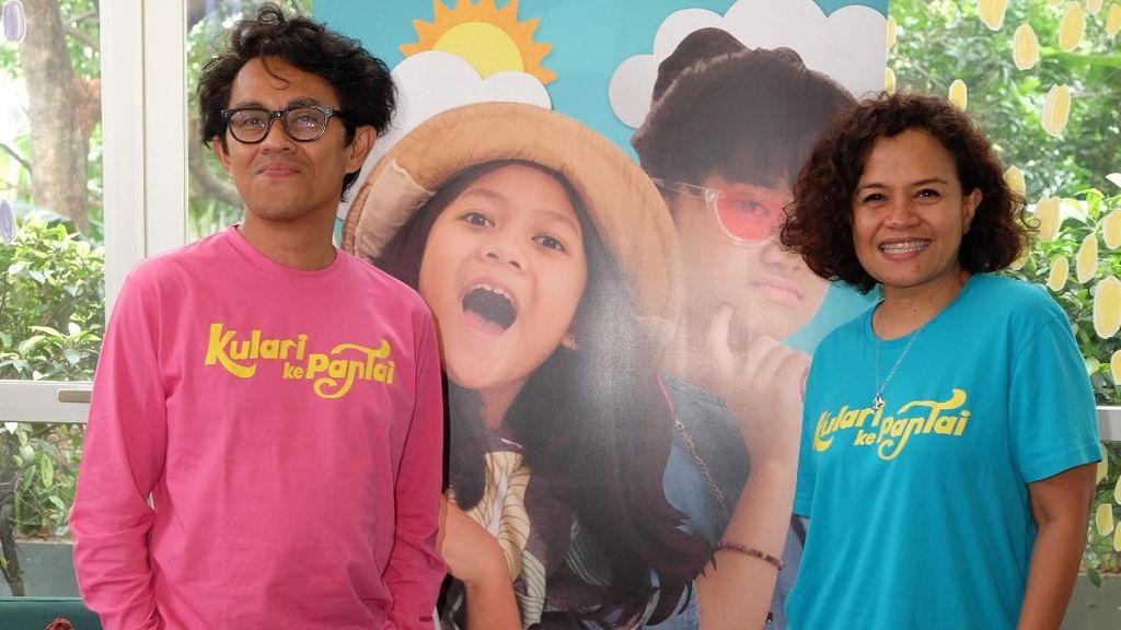 Prihatin Minimnya Film Anak-anak, Mira Lesmana Garap Kulari ke Pantai