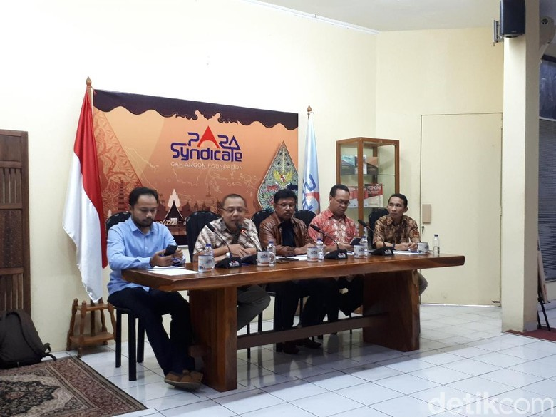 Jokowi Dinilai Hanya Fokus pada Infrastruktur, Luput di UU MD3