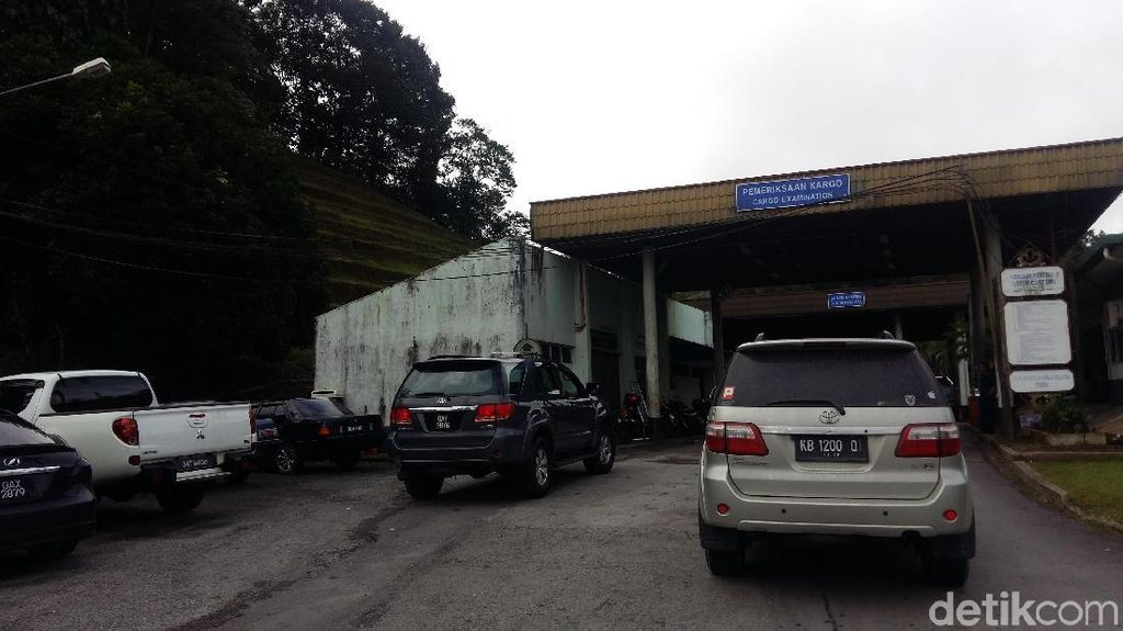 Tak Mau Kalah dari Entikong, Malaysia Permak Pos Perbatasan