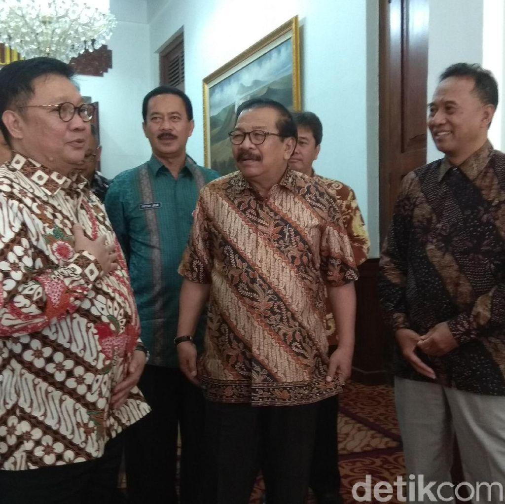 SBY Kunjungi Sejumlah Daerah di Jatim, Ini Tujuannya