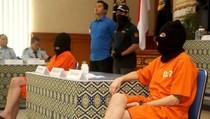 Ini WN Jerman dan Inggris yang Coba Selundupkan Narkoba ke Bali